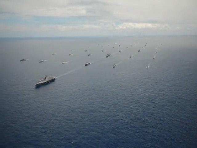 Kế hoạch xây dựng hạm đội tàu chiến gần 2.000 tỷ USD của Mỹ