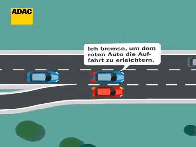 Làm gì khi bị chặn đầu ở lối vào cao tốc?