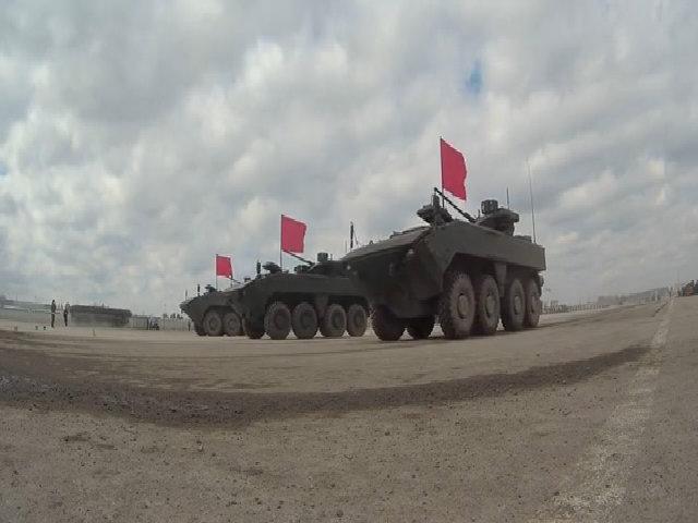 Mẫu thiết giáp thường bị 'bỏ quên' trong duyệt binh Nga
