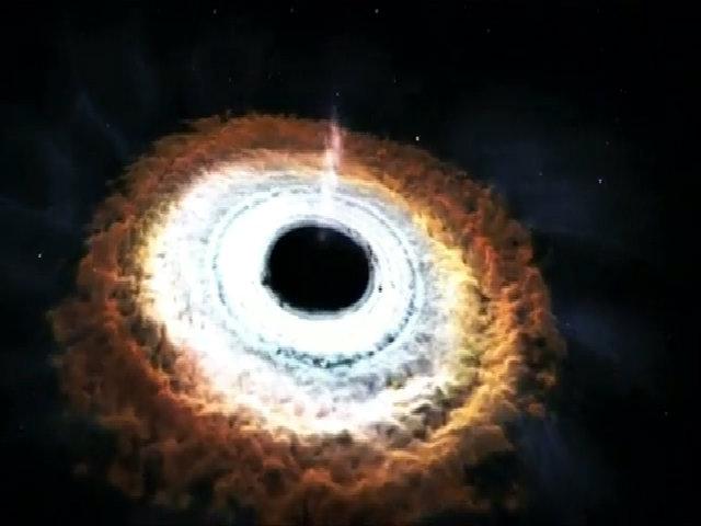 Những khả năng kỳ dị của hố đen