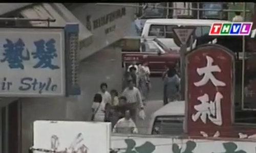Những câu nói 'bất hủ' trong phim cảnh sát Hồng Kông - truy đuổi