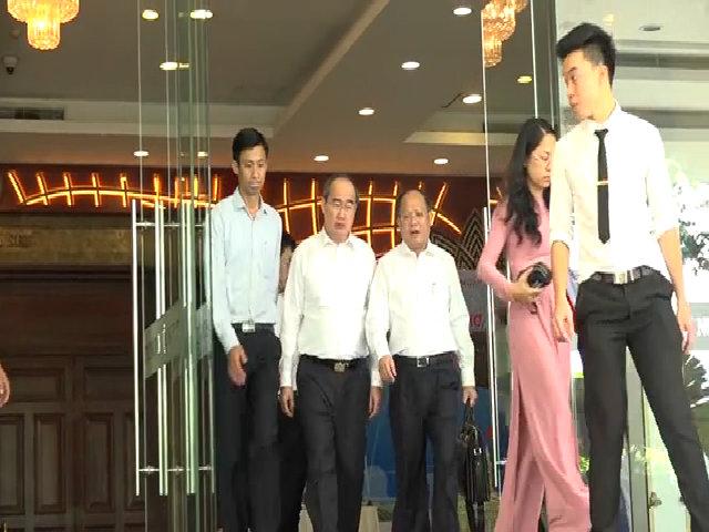 Ông Nguyễn Thiện Nhân làm Bí thư Thành ủy TP HCM