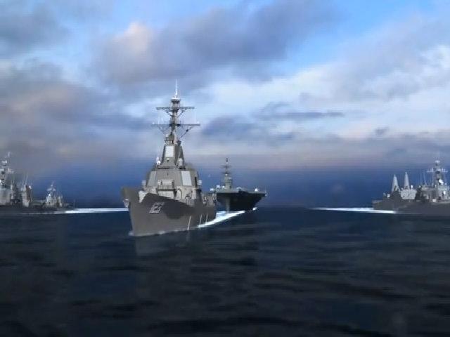 Mỹ trang bị 'mắt thần' mới cho khu trục hạm chủ lực