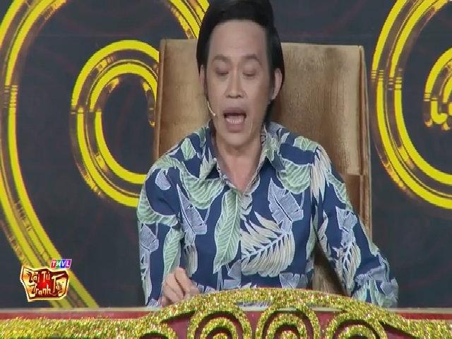 'Thánh soi' Hoài Linh khiến thí sinh đứng hình trên sân khấu