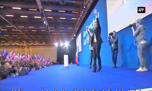 Chuyện tình của vợ chồng tổng thống đắc cử Pháp