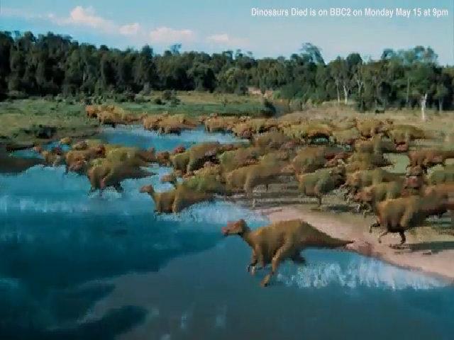 Khủng long có thể không tuyệt chủng nếu thiên thạch rơi chậm 30 giây