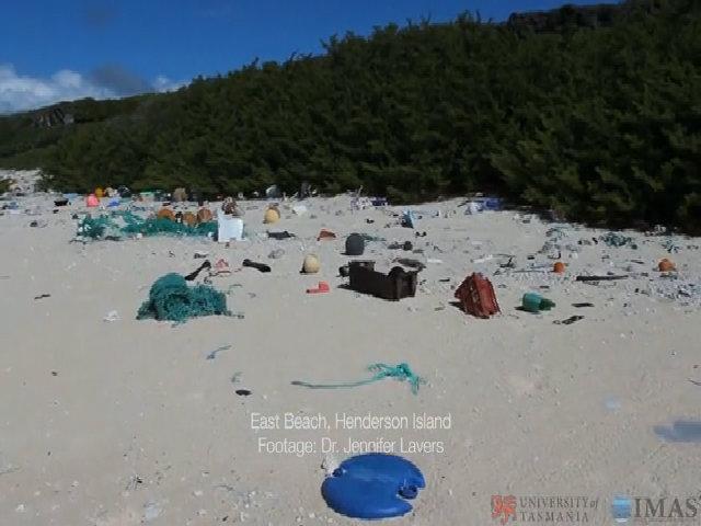 Hòn đảo ô nhiễm nhất thế giới