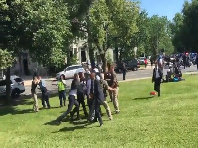 Vệ sĩ tổng thống Thổ Nhĩ Kỳ bị tố đánh người biểu tình ở Mỹ