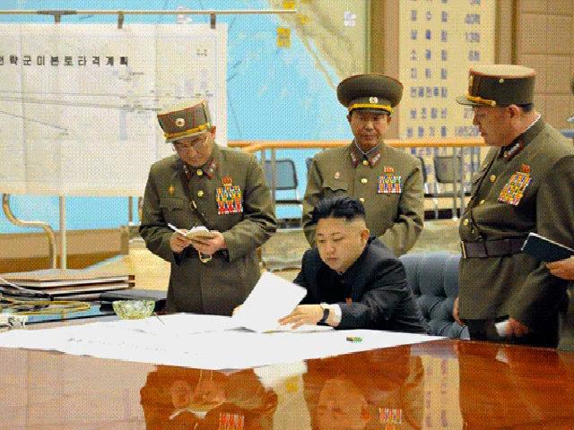 Những mục tiêu tiềm ẩn của đòn hạt nhân Triều Tiên vào Mỹ