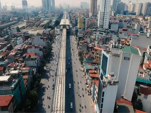 Trải nghiệm nhà ga tuyến Cát Linh - Hà Đông