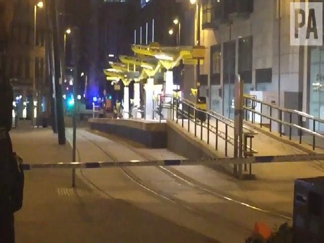 Cảnh sát Anh cho nổ thiết bị khả nghi ở Manchester