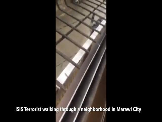 Phiến quân nghi là IS tấn công thành phố của Philippines