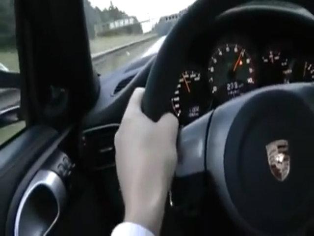Porsche 9ff GTurbo850 đạt tốc độ 381 km/h trên Autobahn