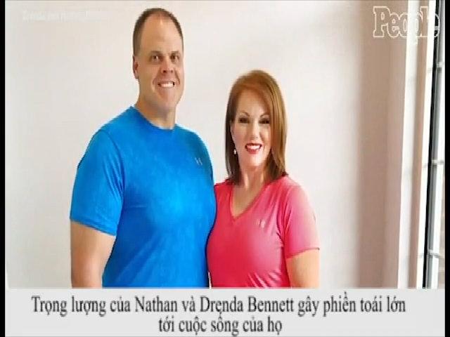 Hai vợ chồng rủ nhau giảm 90 kg