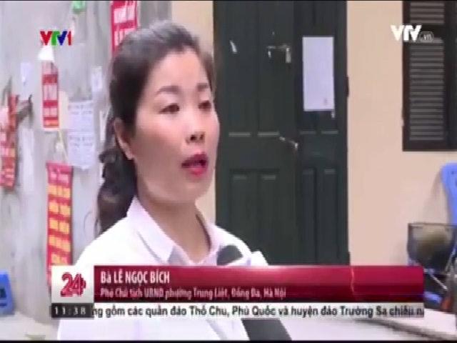 Tốc độ lây lan sốt xuất huyết tăng cao ở Hà Nội