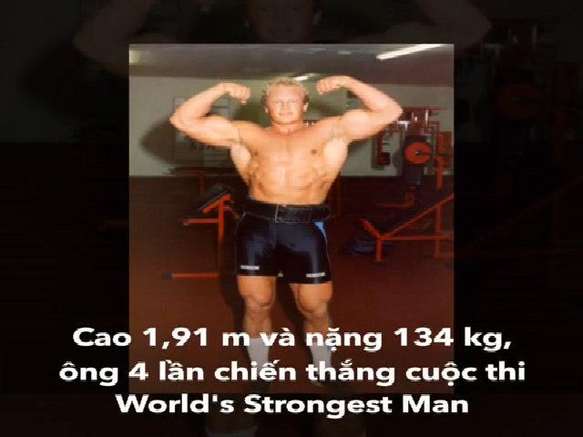 10 người đàn ông khỏe nhất thế giới (7)