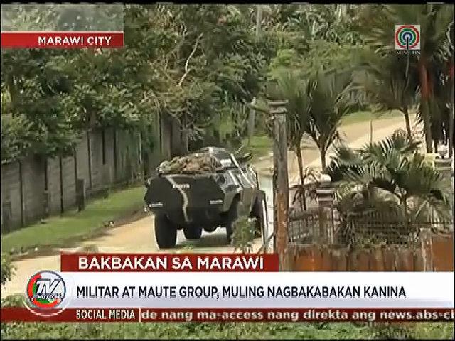 90% dân được sơ tán, Marawi hoá 'thành phố ma'