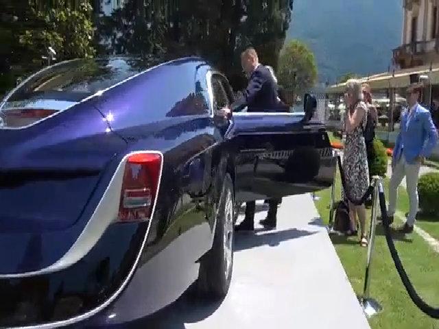 Rolls-Royce Sweptail - xe mới đắt nhất mọi thời đại