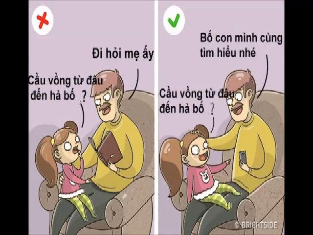 8 điều bố mẹ không bao giờ nên cấm con làm