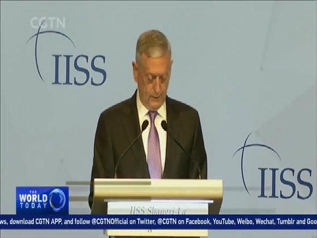 Bộ trưởng Quốc phòng Mỹ nói Triều Tiên là mối đe dọa hiện hữu
