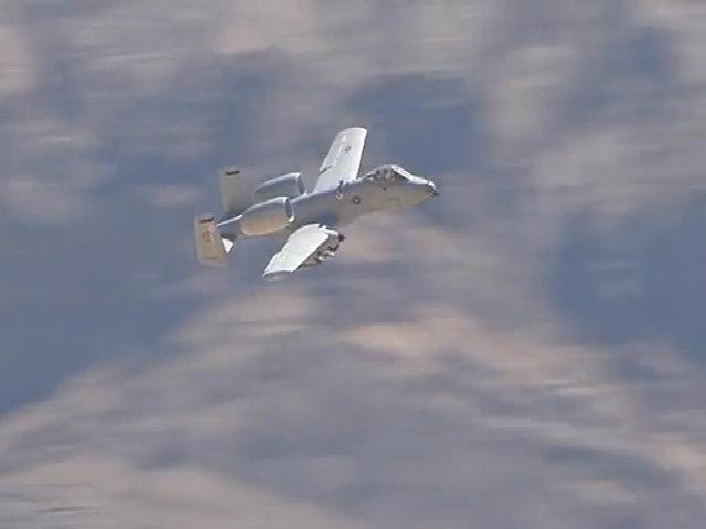 Những lần cường kích A-10 Mỹ giải cứu đồng đội