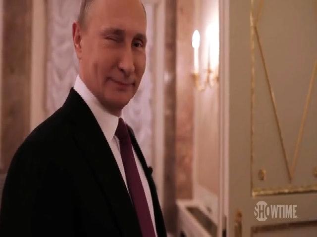 Ông Putin: 'Tôi không phải là phụ nữ, tôi không có ngày tồi tệ'