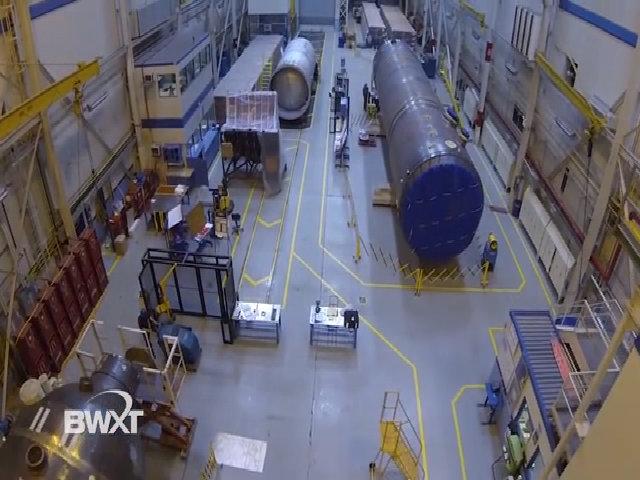 Công ty nắm giữ vận mệnh hạm đội tàu chiến hạt nhân Mỹ