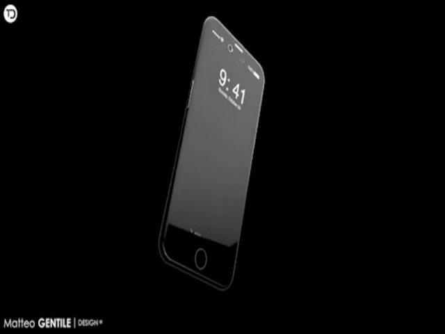 iPhone 8 sẽ có thiết kế đột phá.