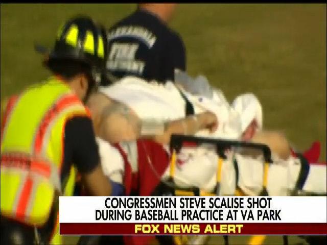 Xả súng nhắm vào lãnh đạo đảng Cộng hòa ở hạ viện Mỹ