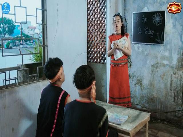 Cô giáo 'đứng hình' trước màn đối đáp của học trò