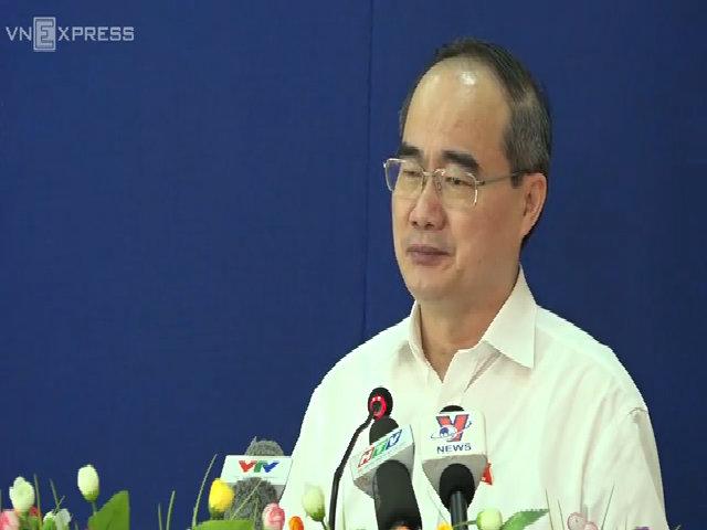 Ông Nguyễn Thiện Nhân: 'Thành lập nhóm chuyên gia nghiên cứu mở rộng sân bay Tân Sơn Nhất'