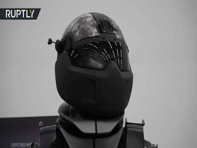 Nga ra mắt bộ giáp quân sự như trong phim viễn tưởng