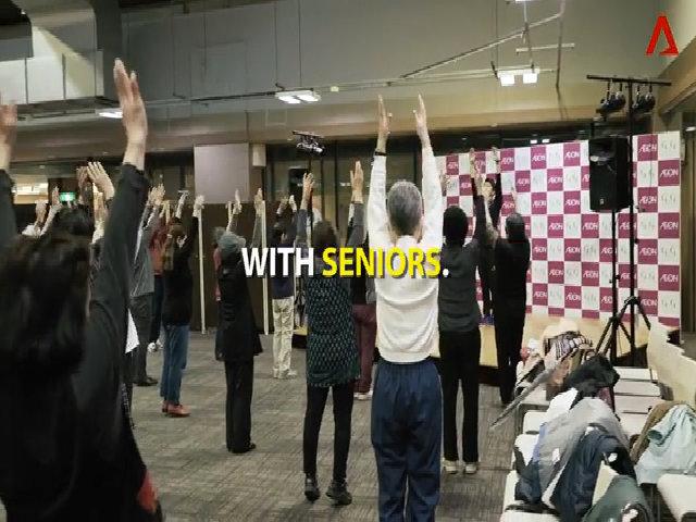 Thiên đường mua sắm cho người cao tuổi ở Tokyo