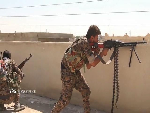 Cuộc chiến vây hãm Raqqa