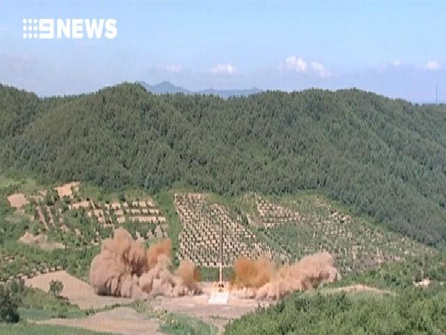 Động cơ Hwasong-14 là bước nhảy công nghệ của Triều Tiên