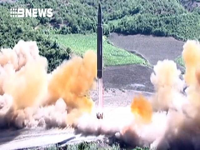 Lý do Mỹ không bắn hạ tên lửa xuyên lục địa Triều Tiên