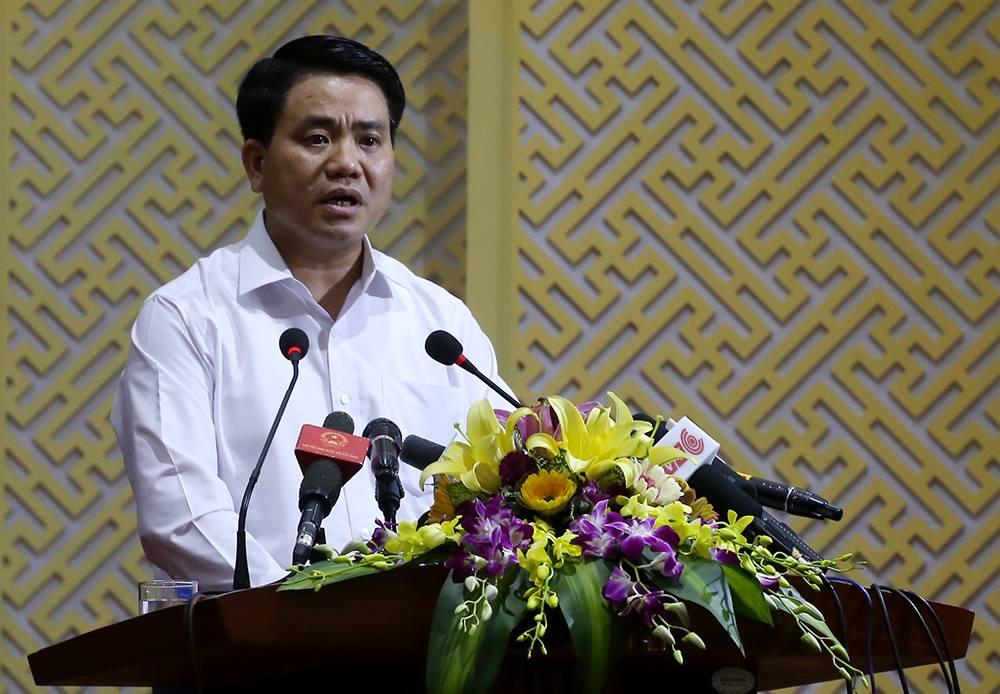 Chủ tịch Nguyễn Đức Chung 'có một bộ phận đã kích động người dân Đồng Tâm'