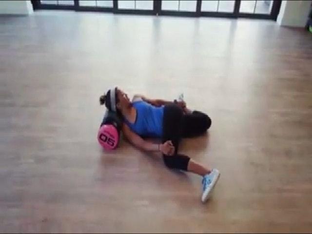 Bài tập thể dục cho cột sống chắc khỏe