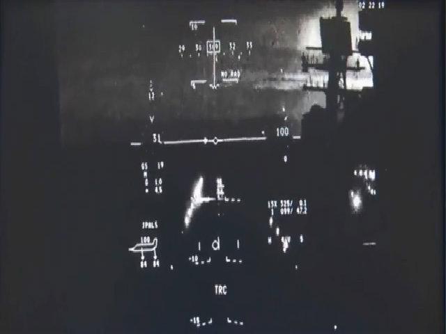 Hỏng màn hình, siêu tiêm kích F-35 Mỹ suýt đâm xuống biển