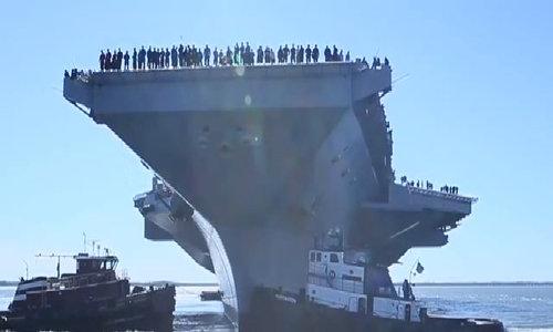 5 lớp tàu sân bay lớn nhất thế giới hiện nay