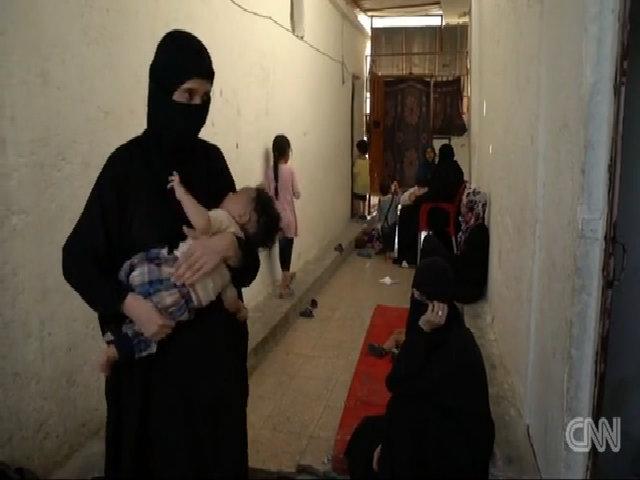 Những cô dâu từ 'trại vợ' của IS