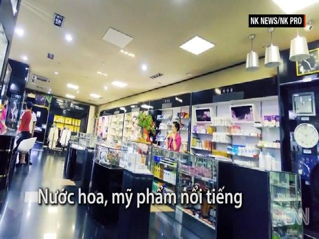 Thế giới xa xỉ phẩm tại Triều Tiên