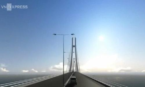 Cầu Vàm Cống và Cao Lãnh sẽ hoàn thành vào cuối năm nay