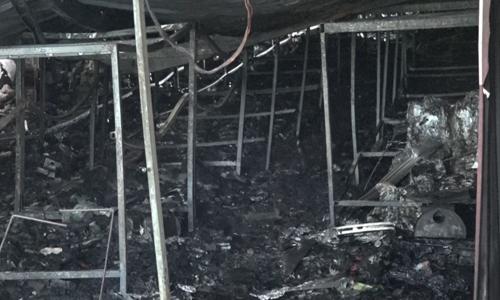 Nhân chứng vụ 8 người chết cháy trong xưởng bánh ở Hà Nội