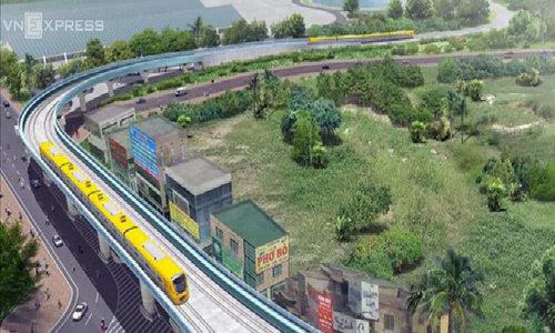 Thiết kế các nhà ga tuyến Metro Nhổn - Ga Hà Nội