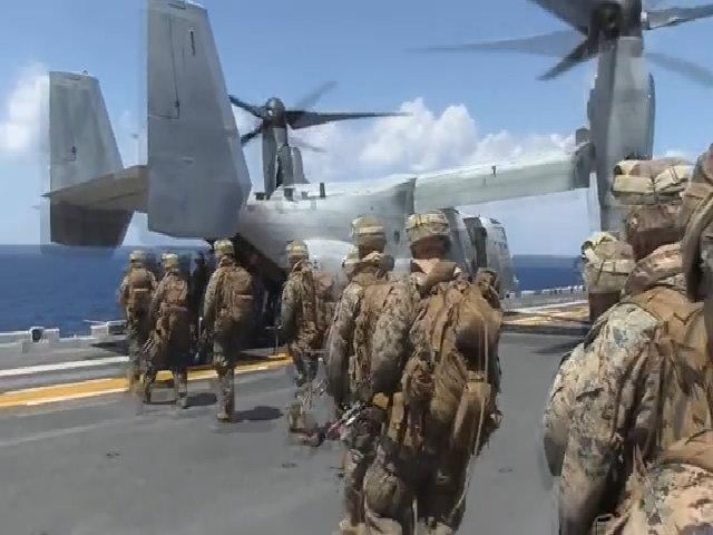 Thủy quân lục chiến Mỹ cấm bay toàn bộ phi cơ trong biên chế