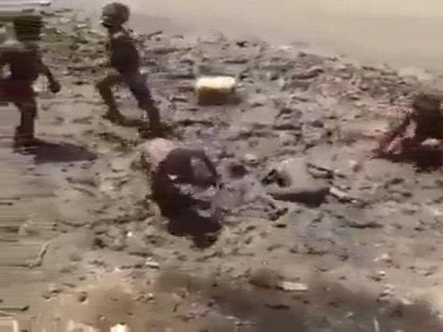 Thú vui của trẻ con Châu Phi