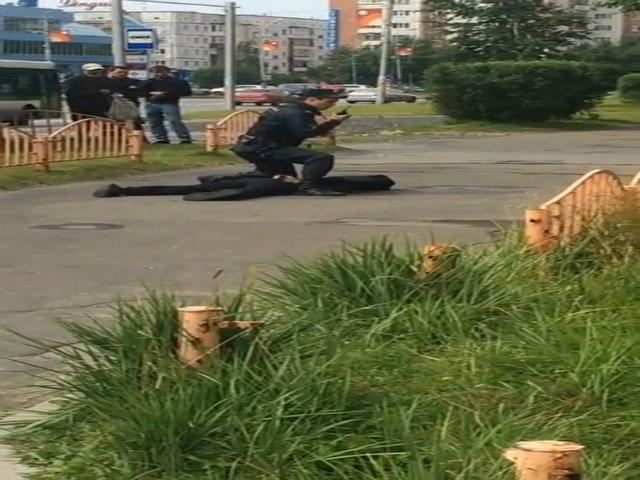 Đâm dao ở Nga, 8 người bị thương