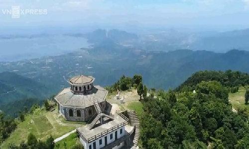 Kế hoạch 'đánh thức' 139 biệt thự hoang trên đỉnh Bạch Mã - Video embed - VnExpress