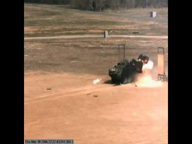 Mỹ muốn lắp lá chắn phòng thủ chủ động cho xe tăng Abrams